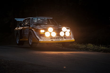 Give the world a shot. Hd Wallpaper Rally Cars Wrc Audi Quattro Group B Wallpaper Flare