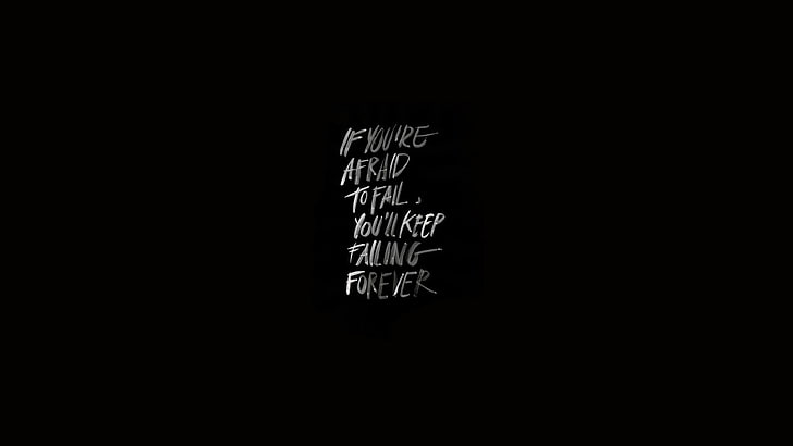hd wallpaper typography quote