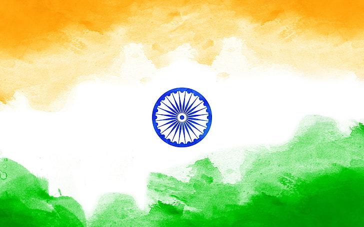 India Flag 1080p 2k 4k 5k Hd Wallpapers Free Download Wallpaper Flare