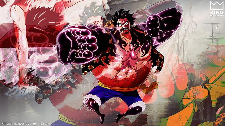 Menurut rayleigh, haki secara umum bisa dibagi menjadi dua bentuk. Hd Wallpaper One Piece Haki One Piece Monkey D Luffy Wallpaper Flare