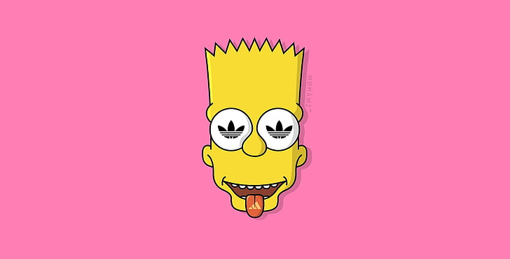 Bart Simpson Sfondi Supreme | Sfondipro