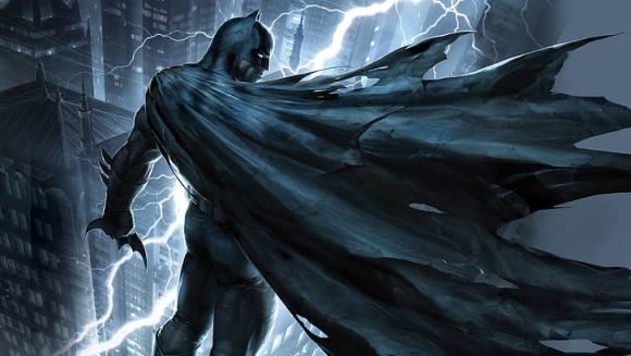 HD wallpaper: DC Batman wallpaper, Batman: The Dark Knight Returns ...