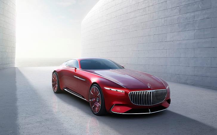 7 ultra hd wallpapers 8k. Hd Wallpaper Vision Mercedes Maybach 6 4k 8k Car Mercedes Benz Red Car Wallpaper Flare