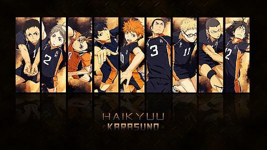 hd wallpaper anime haikyu kōtarō