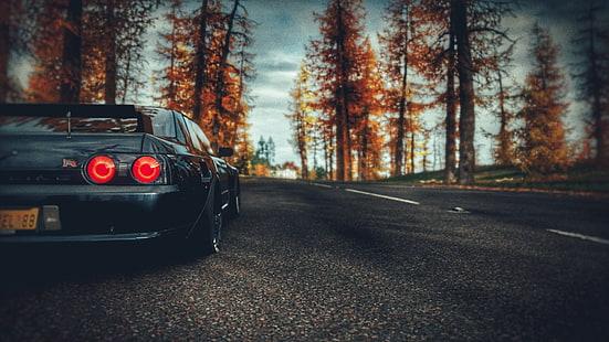 Gallery of jdm cars wallpapers 4k | 1920x1080 | image #9 of 92. Hd Wallpaper Forza Horizon 4 Car Vehicle Jdm Skyline R32 Nissan Skyline Wallpaper Flare