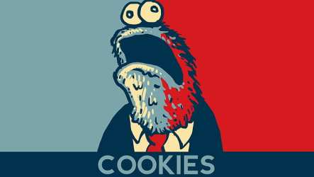 HD wallpaper: Cookie Monster cookies Wallpaper Flare