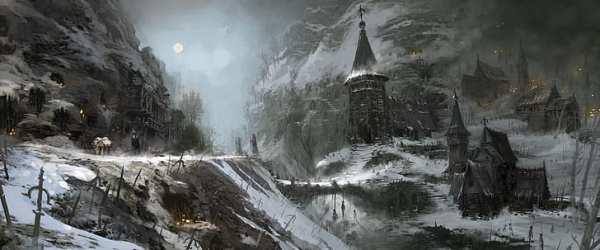 HD wallpaper: Blizzard Entertainment diablo 4 Video Game Horror dark fantasy Wallpaper Flare