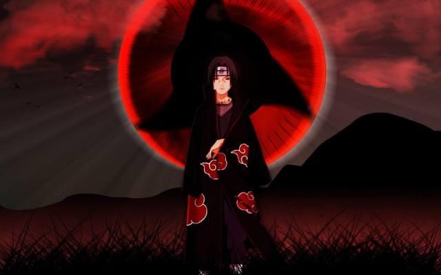 Itachi Uchiha Wallpaper Naruto