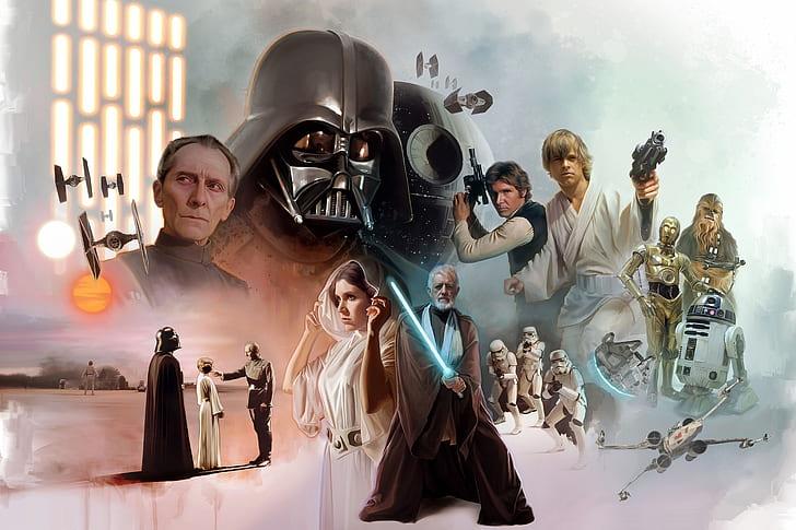 V Hd Star Maul Wan Wallpaper Darth Wars Obi