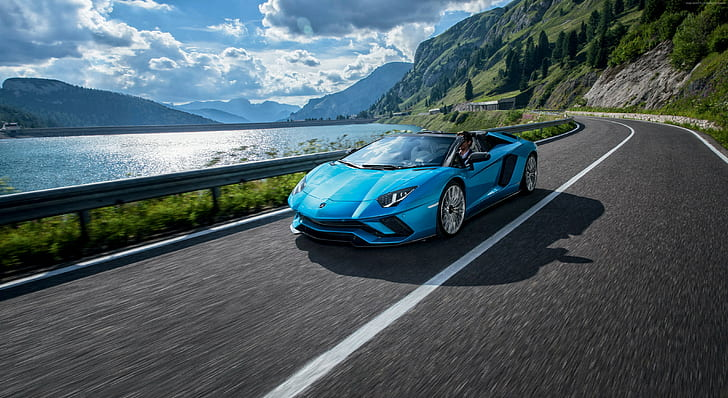 Ever since we saw a more potent variant of the aventador testing at the nurburgring, we've been waiting for. Lamborghini Aventador S 1080p 2k 4k 5k Hd Wallpapers Free Download Wallpaper Flare