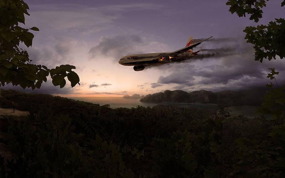 HD wallpaper: aircraft, passenger aircraft, crash, sky, plant, tree, nature   Wallpaper Flare