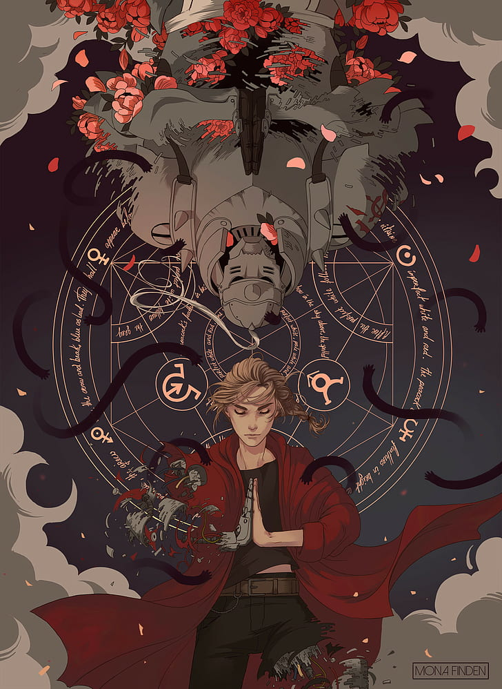 Fullmetal Alchemist Wallpaper Phone : fullmetal, alchemist, wallpaper, phone, Metal, Alchemist, 1080P,, Wallpapers, Download, Wallpaper, Flare