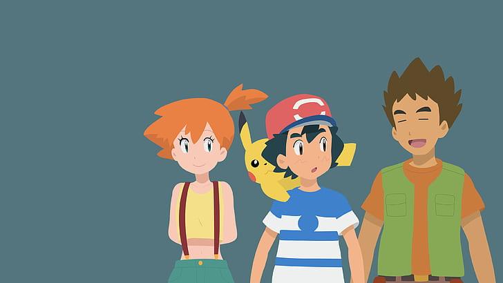 Pokemon Ash And Pikachu Wallpaper - Best Wallpapers