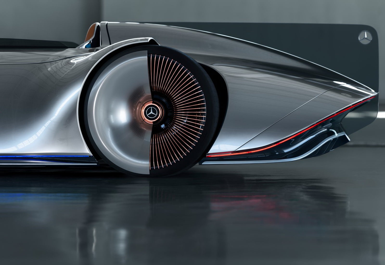 Hd Wallpaper 2018 Arrow Concept Mercedes Benz Silver Vision