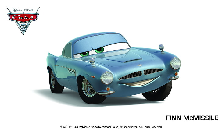 Find gifs with the latest and newest hashtags! Hd Wallpaper Disney Pixar Cars Finn Mcmissile Wallpaper Cars 2 Land Vehicle Wallpaper Flare