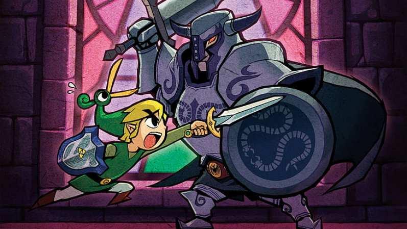 HD wallpaper: Zelda, The Legend Of Zelda: The Minish Cap, Link ...