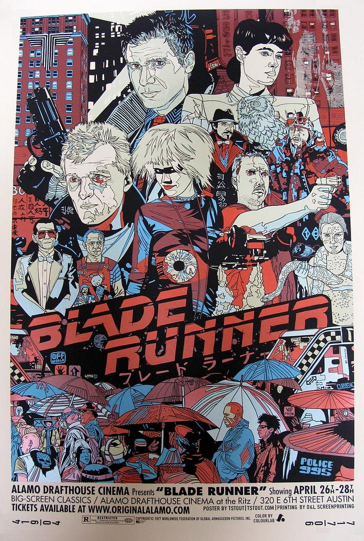 blade runner harrison ford movie
