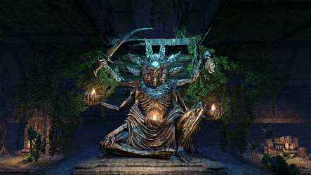 HD wallpaper: The Elder Scrolls Online Sithis Dark Brotherhood Wallpaper Flare