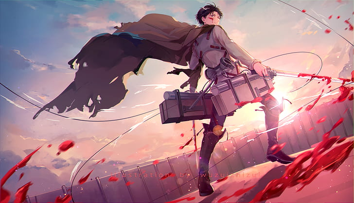 Attack On Titans 1080p 2k 4k 5k Hd Wallpapers Free Download Wallpaper Flare