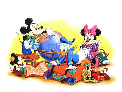hd wallpaper mickey mouse