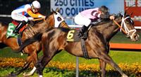 Violence beats Fury Kapcori in CashCall Futurity
