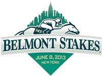 Belmont Stakes 2013 logo