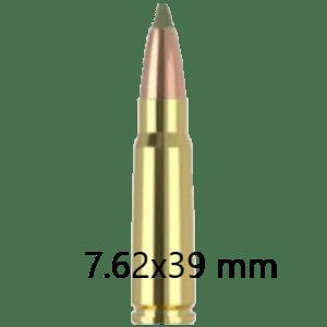 7.62x39 mm