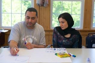 Aliya and Hesham