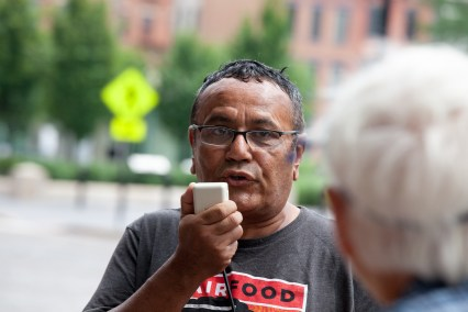 Ruben Herrera, Ohio Fair Food