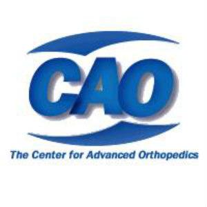 The Center for Advanced Orthopedics Logo