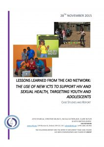 UNAIDS Project: ICTs for HIV and Sexual and Reproductive Health Programming