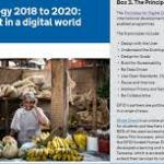DFID launch their 'Digital Strategy 2018 to 2020: doing development in a digital world'