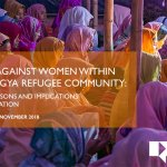 Violence against women within the Rohingya refugee community: prevalence, reasons and implications for communication (BBC Media Action research briefing, 2018)