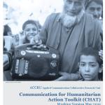 Communication for Humanitarian Action Toolkit (UNICEF and IFRC, 2015)