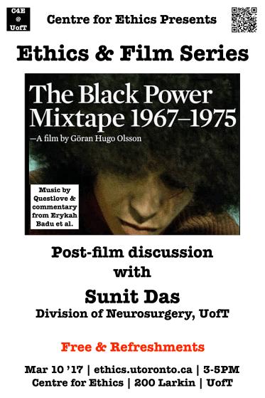 black power poster