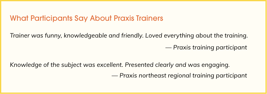 Praxis: Training for MA Addiction Professionals — C4