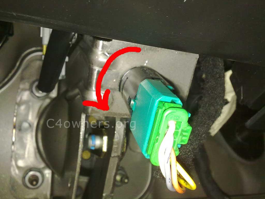 hight resolution of faq 205 c4 brake switch causing esp abs fault or speed limit error