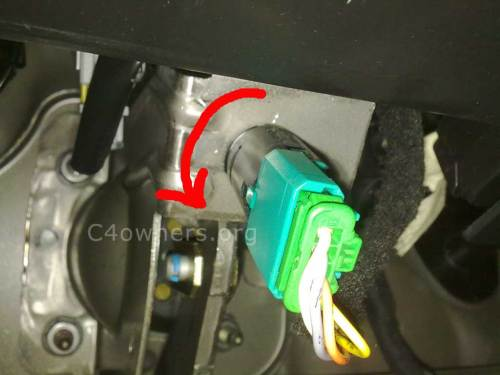 small resolution of faq 205 c4 brake switch causing esp abs fault or speed limit error