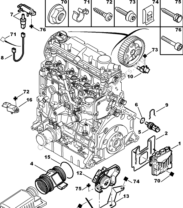 Cummins M11 Celect Plus Ecm Wiring Diagram