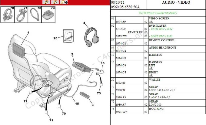Forums / ICE / Sat Nav/Bluetooth etc. / C4GP In car DVD