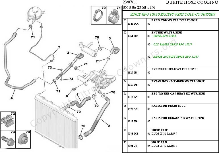 1997 Chevy Silverado Knock Sensor Location