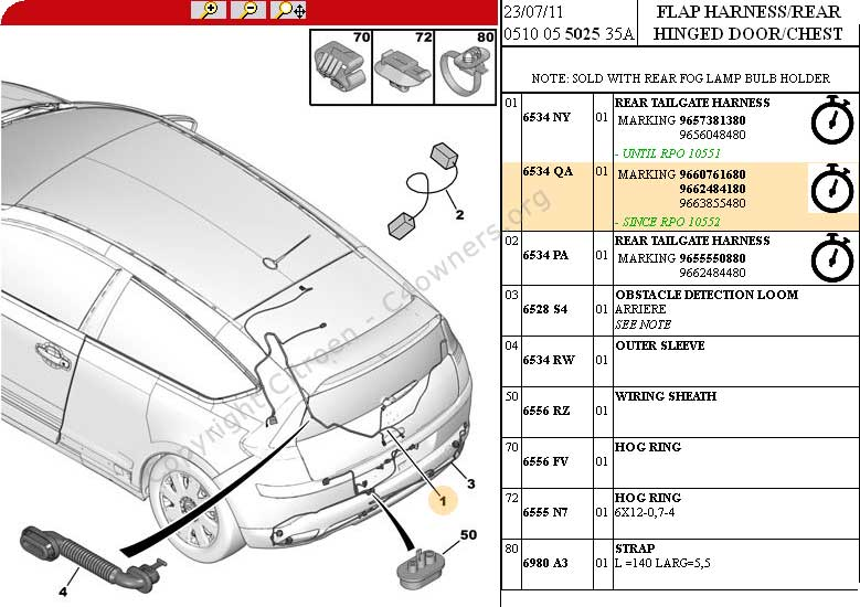 citroen c4 tailgate wiring diagram act 10 keypad harness stromoeko de forums the garage preventative maintenance coupe rh c4owners org corvette stereo
