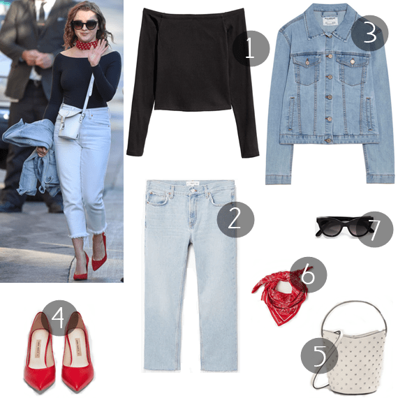 Get Her Look - Maisie Williams | Moda & Style