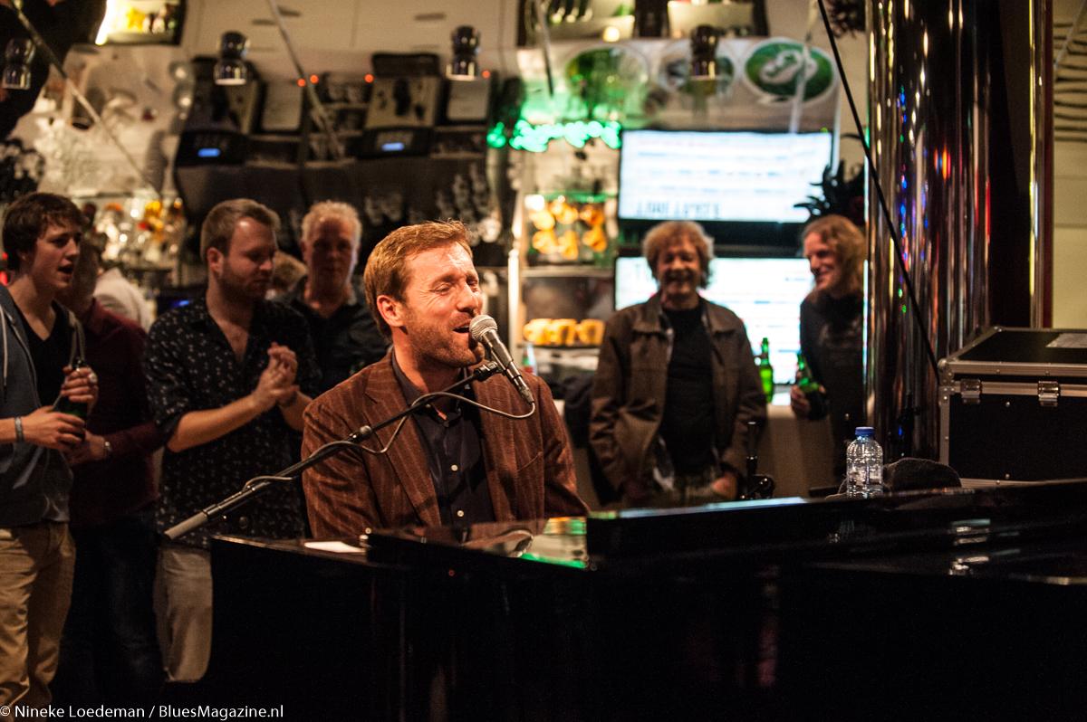 Jeroen Sweers - GitGo Blues Festival 2016-