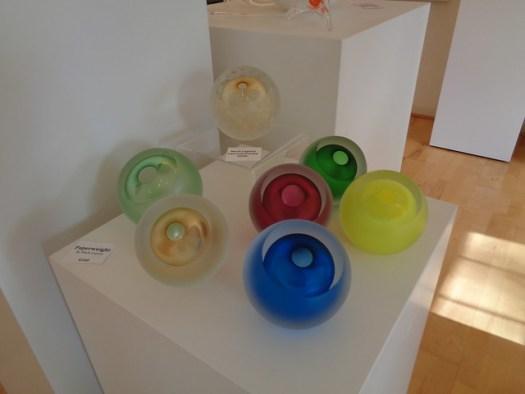 Orbix Hot Glass: Glass Ornament Blowing Class