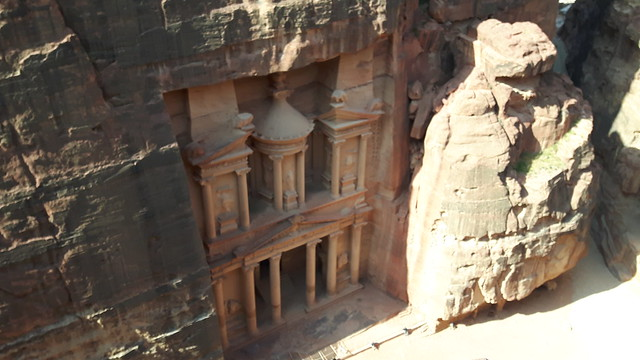 Petra - Jordanië (5)