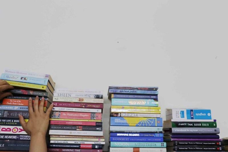 City Library – Aanchal Malhotra's Books, Safdarjung Enclave