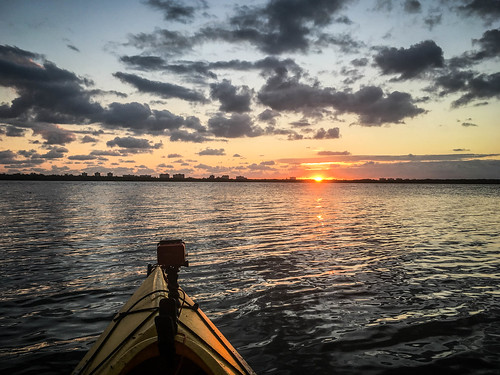 Indian River Dawn Paddle-001
