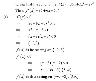 stewart-calculus-7e-solutions-Chapter-3.3-Applications-of-Differentiation-30E