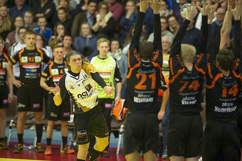 Lions - Topphandball Halden 29-12-16